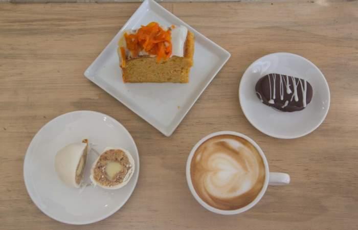 Porta Café: Una cafetería escondida y de barrio a pasos de Lastarria