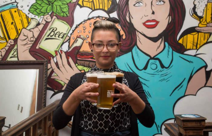 Los bares de cerveza artesanal más refrescantes de Santiago