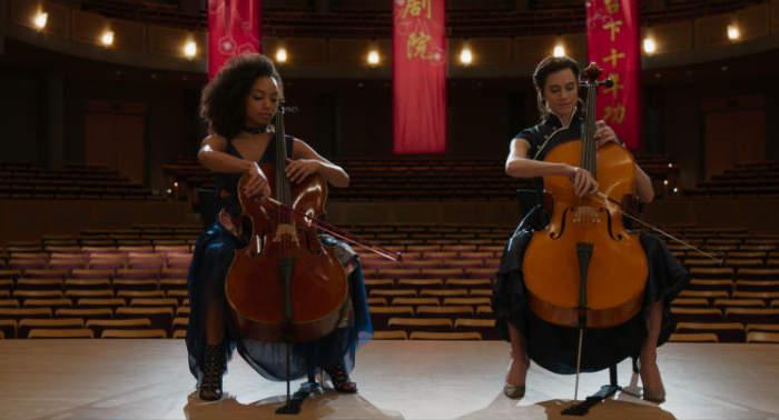 The Perfection, la película con toques gore que acaba de estrenar Netflix