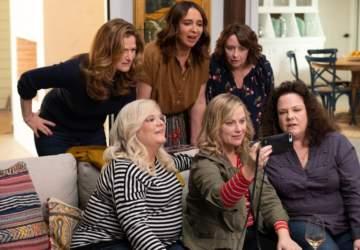 Wine Country en Netflix: Las cincuentonas también quieren divertirse