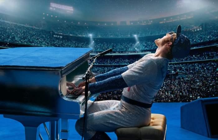 Rocketman: el emotivo y colorido musical sobre la vida de Elton John