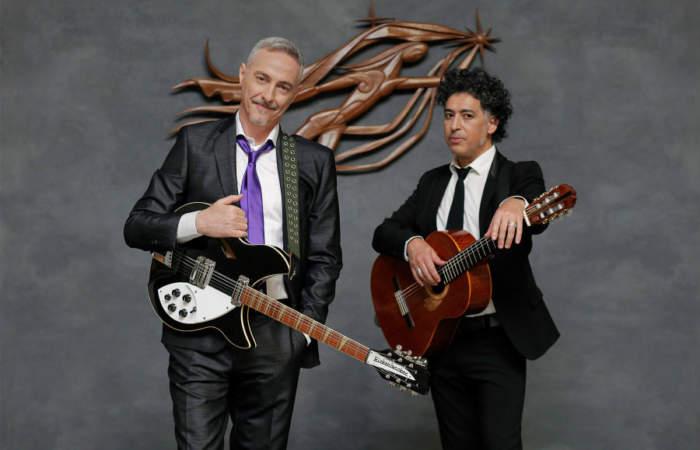 Estas son las fechas de los conciertos en Chile de Manuel García y Pedro Aznar