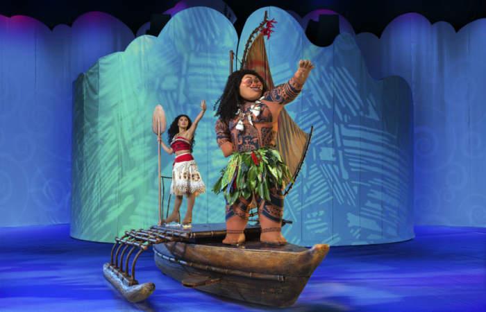 Disney On Ice regresa a Chile con nuevos personajes patinando en la pista