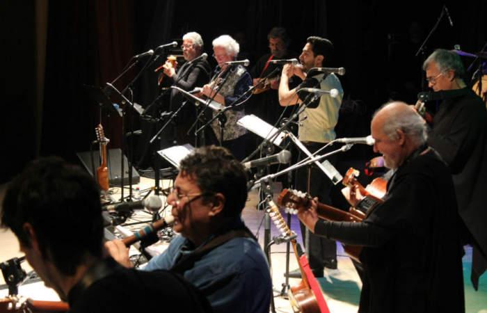 A Víctor Jara Justicia, el concierto que reunirá a Inti Illimani Histórico y Quilapayún