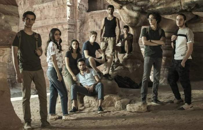 Jinn: La primera apuesta árabe de Netflix