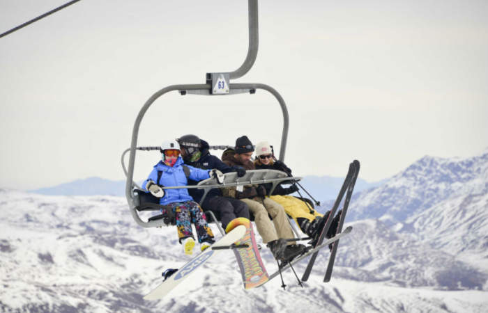 Valle Nevado tendrá música, fiestas y actividades para los niños este 2019