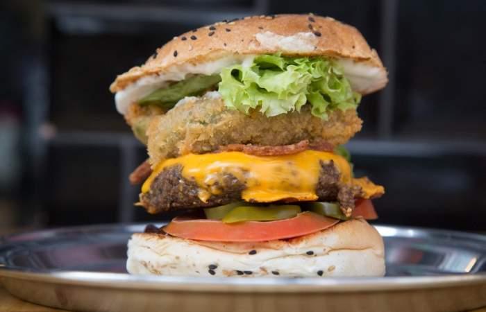 Millennial Tuesday: La hamburguesa veggie de $ 3.500 de Vurger Joint