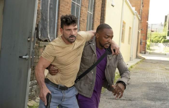 A quemarropa: Anthony Mackie protagoniza un thriller de acción