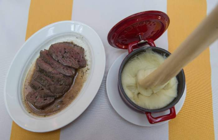 Come y calla: Aligot, el nuevo restaurante con un solo plato en la carta