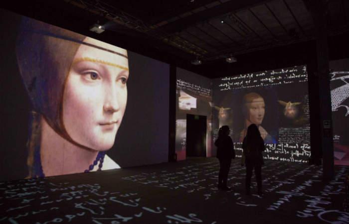Así es la increíble muestra de Da Vinci que podrás ver gratis