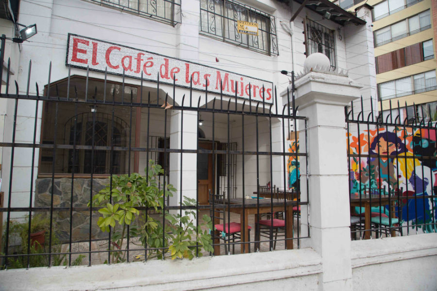 El Café de las Mujeres