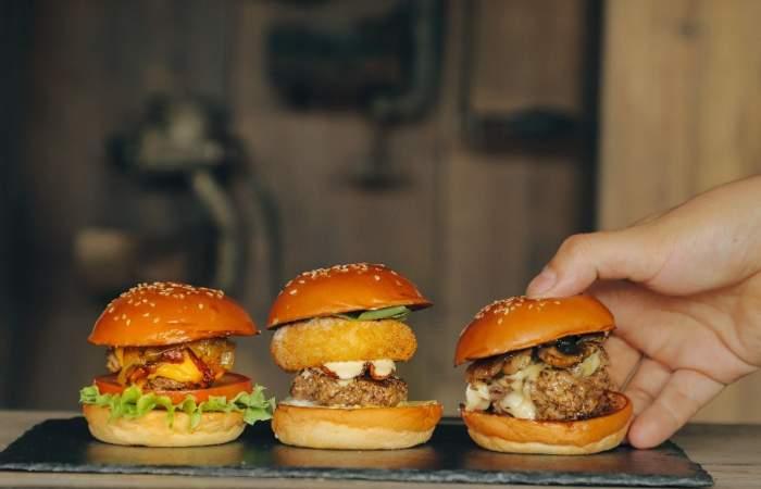 Juicy Lucy, las onderas hamburguesas premium que acaban de llegar