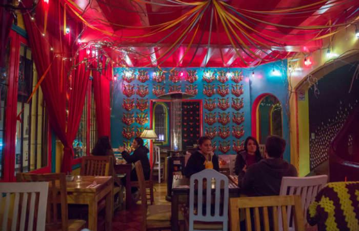 El Bar la Virgen se renueva con coloridos y abrigados salones, y con carta de invierno