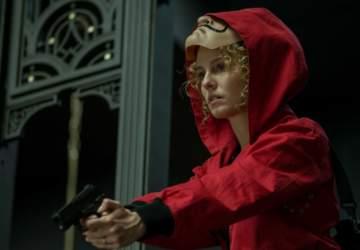 Esther Acebo Mónica Gaztambide La Casa de Papel Parte 3 Netflix