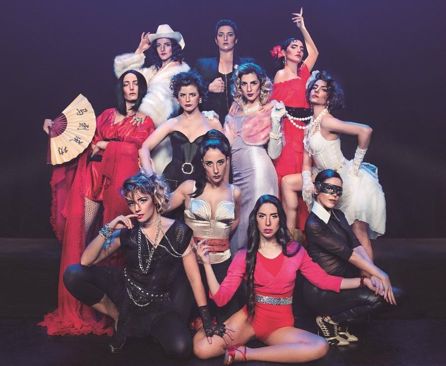 Las Madonnas, un viaje por las canciones y los looks de la Reina del Pop