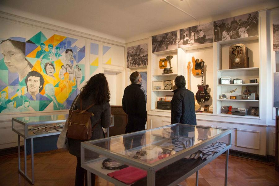 Museo de la Música Chilena