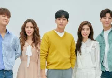 series coreanas doramas my first first love