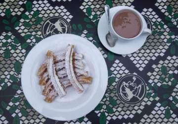 Pinpilinpausha te convertirá en inviernista solo para probar sus churros con chocolate