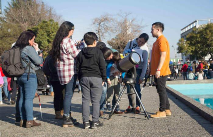 Planetario tendrá entradas a luca todas los días hasta el 24 de noviembre