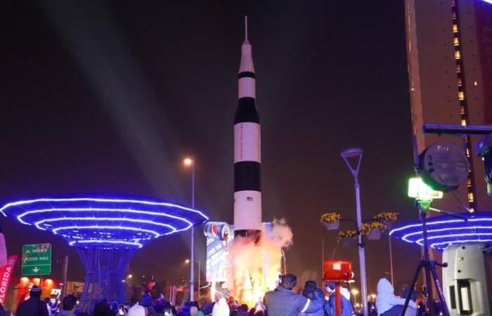 Panoramas de otro mundo para celebrar los 50 años de la llegada a la Luna