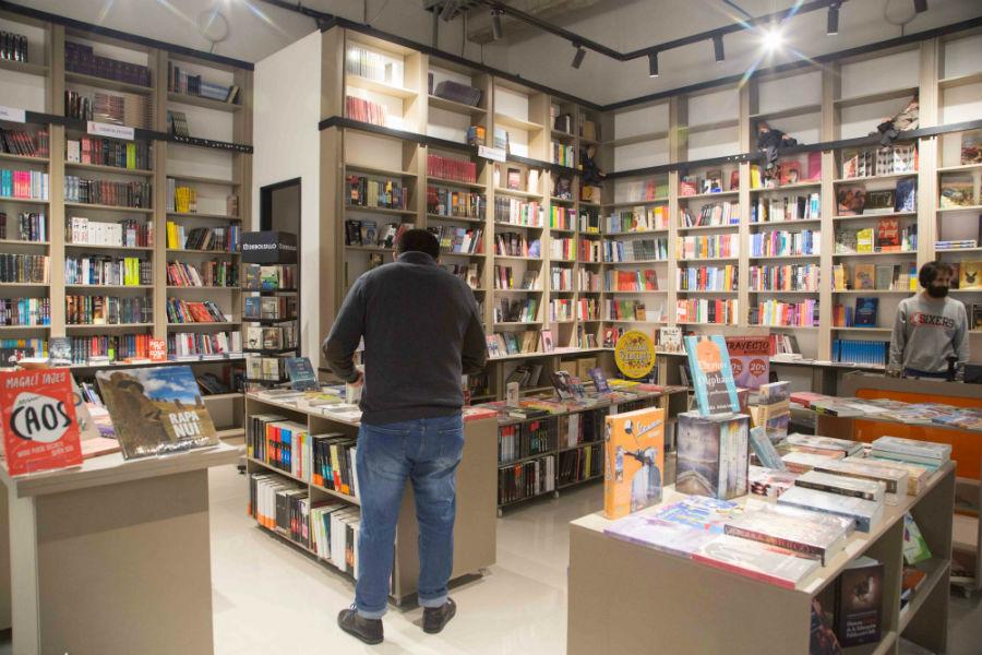 Trayecto Bookstore