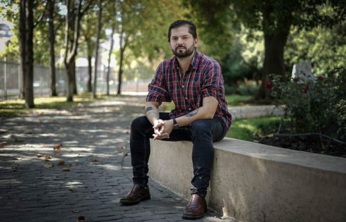 Las tres series favoritas del diputado Gabriel Boric