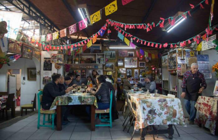 Pura sabrosura: 10 picadas en Santiago buenas, bonitas y baratas