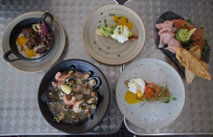 Comedor Central: Un desayuno de campeones en la Plaza de Armas