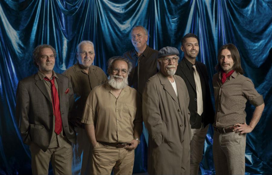 El grupo Congreso celebrará sus 50 años en el Municipal de Santiago con una big band