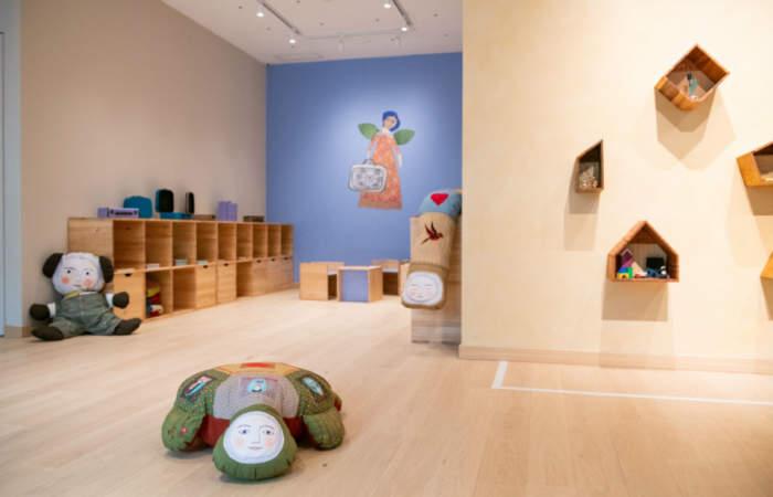 Abre en Chile la primera galería de arte gratuita dedicada sólo a los niños