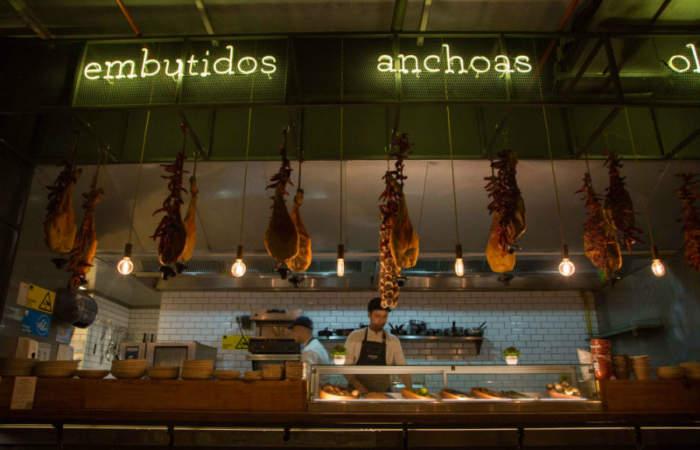Gracia, el bar de tapas que prende las noches de Santiago