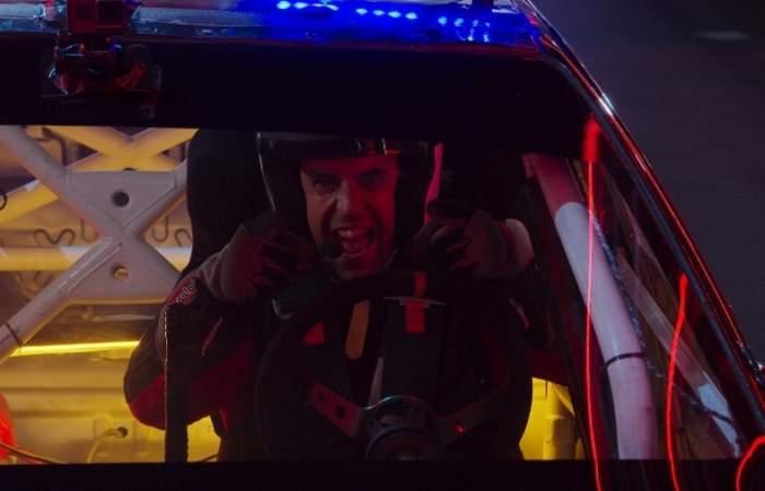 Hyperdrive: El infartante show automovilístico producido por Charlize Theron