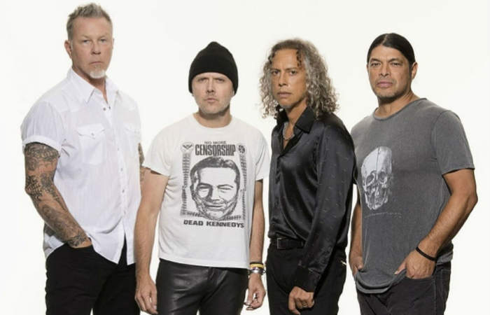 Todo lo que debes saber del regreso de Metallica a Chile