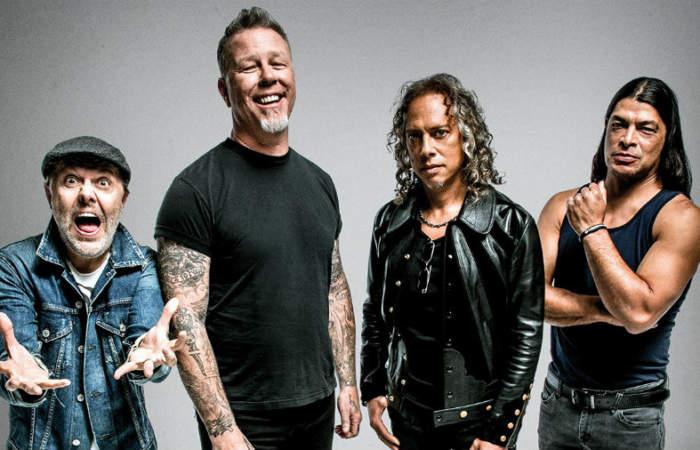 Confirmada la nueva fecha del concierto de Metallica en el Estadio Nacional