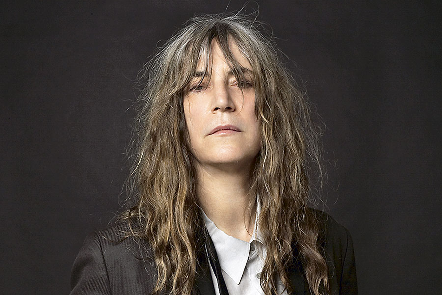 Patti Smith en Chile