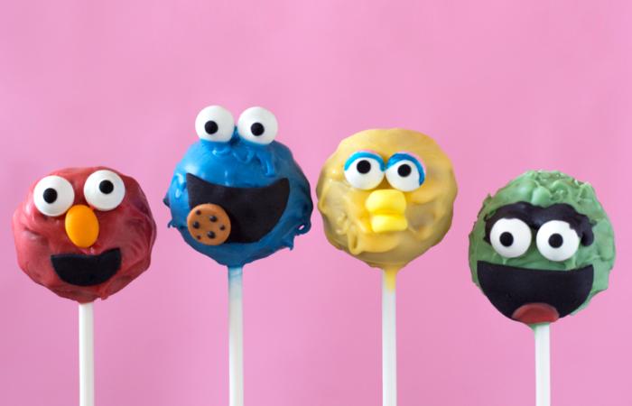 Yay! Pops: Los nuevos cake pops para comer de un mordisco