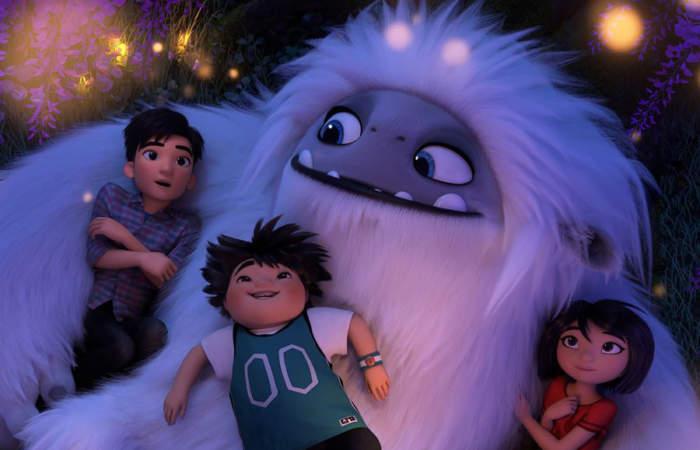 Un Amigo Abominable: Magia animada en el corazón de China
