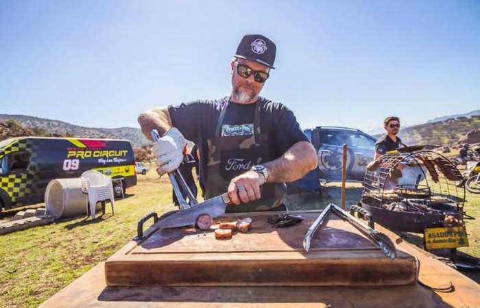 El festival de los asados y parrilleros que le pondrá sabor al Parque Araucano