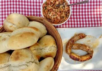 En el Día del Choripán en Marraqueta regalarán 4.500 porciones con harto pebre