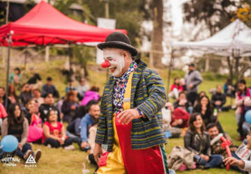 Festival de la Patria, la fonda que se hará en lo más alto del cerro San Cristóbal