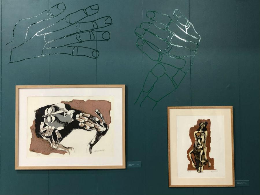 Los 100 años de Guayasamín se festejan con una imperdible exposición en el Museo Artequin