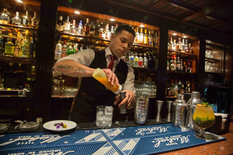 Bar Bristol Hotel Plaza San Francisco
