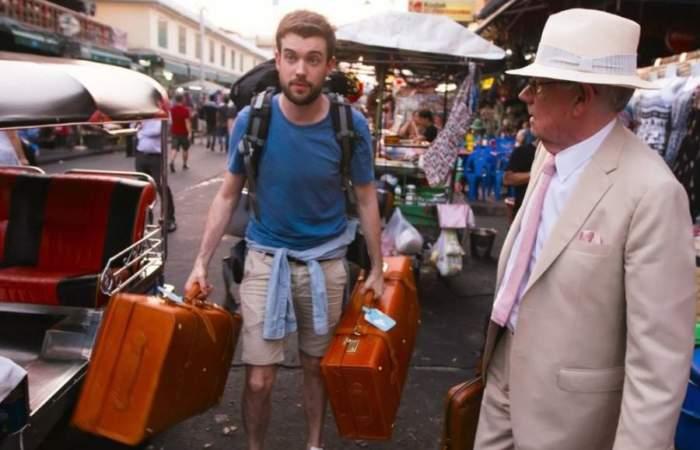 Jack Whitehall: Travels With My Father, un city tour con carcajadas que llega a Netflix