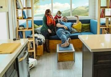 Tiny House Nation 2 presenta más mini casas que te dejarán boquiabierto