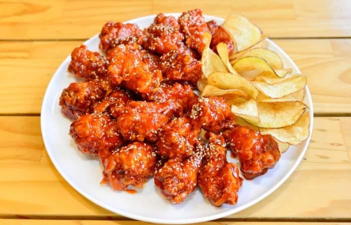 Mr. Han's Chicken: El paraíso de las alitas de pollo en Patronato