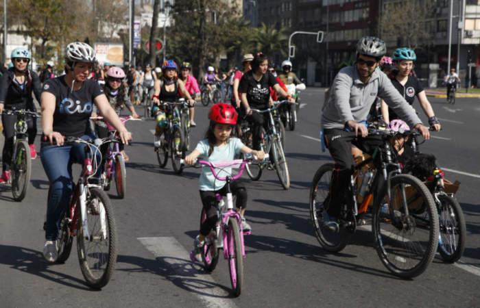 Cicletada de las Niñas 2020