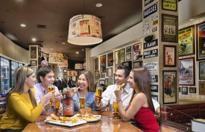 Regalarán 5.000 vasos de cerveza para festejar el Día del Schop