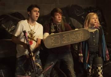 Daybreak trae el paquete completo a Netflix: un apocalipsis zombie adolescente