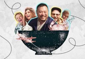 Desayuno, almuerzo y cena, la nueva serie del gurú de la cocina asiática