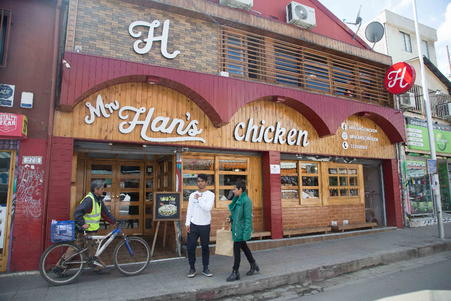 Mr Han's Chicken